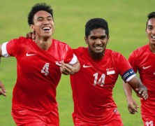 Video: Singapore vs Đông Timor