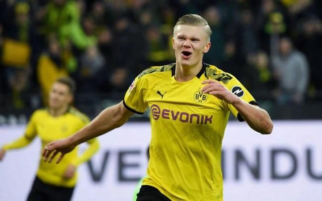 "Dortmund nhận ""tin sét đánh"" về Erling Haaland | VTV.VN"