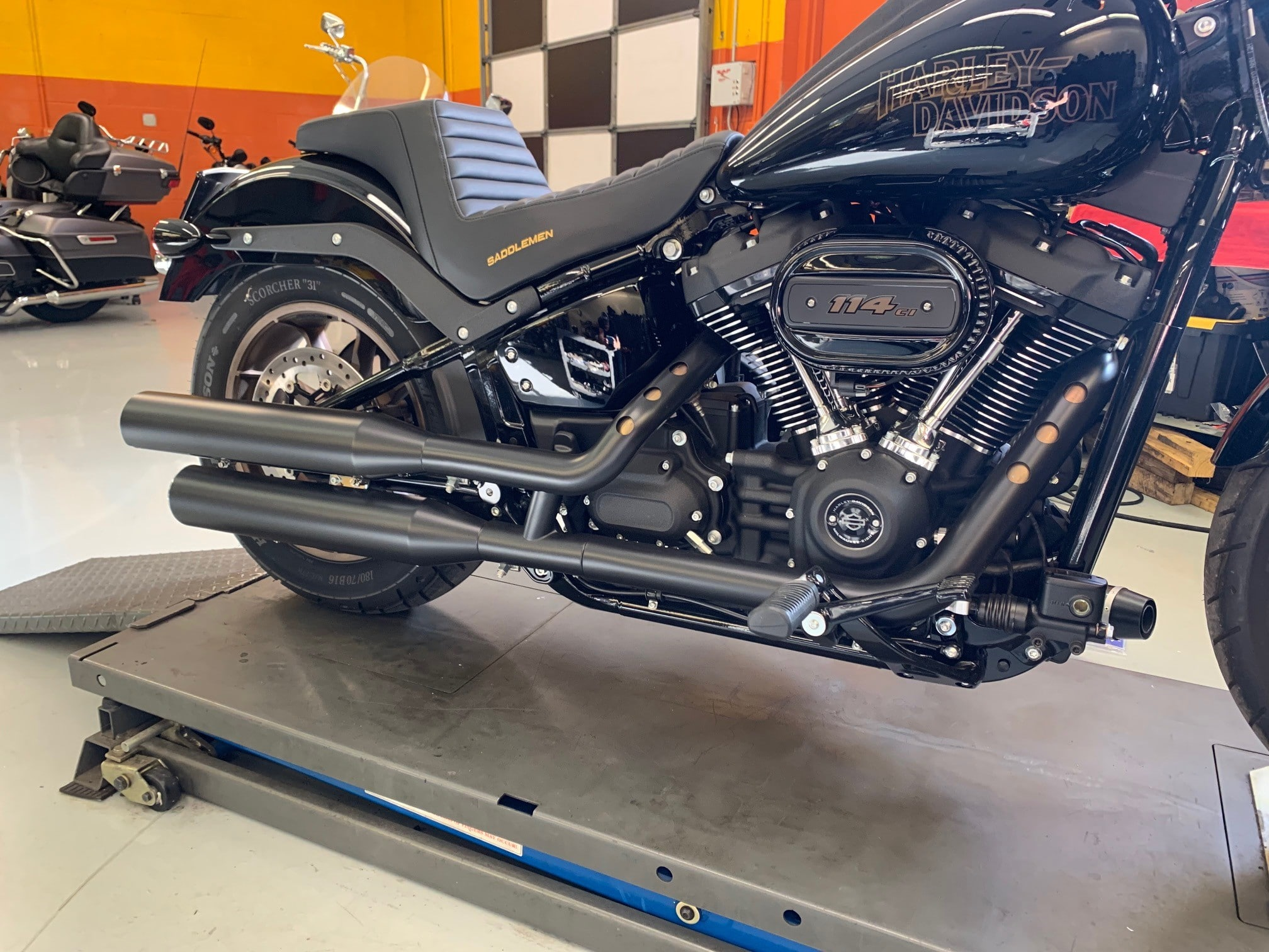 our harley davidson 2020 lowrider s