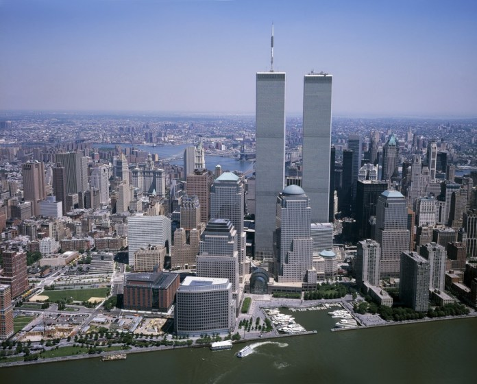 Some people escaped the attack on the World Trade Center due to little things