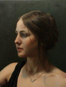 'A Swedish Lady.' (Image: Courtesy of Cesar Santos)