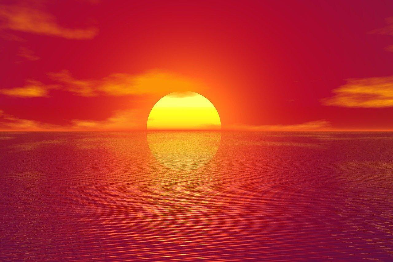 Sunlight triggers the skin's production of vitamin D. (Image: via pixabay / CC0 1.0)
