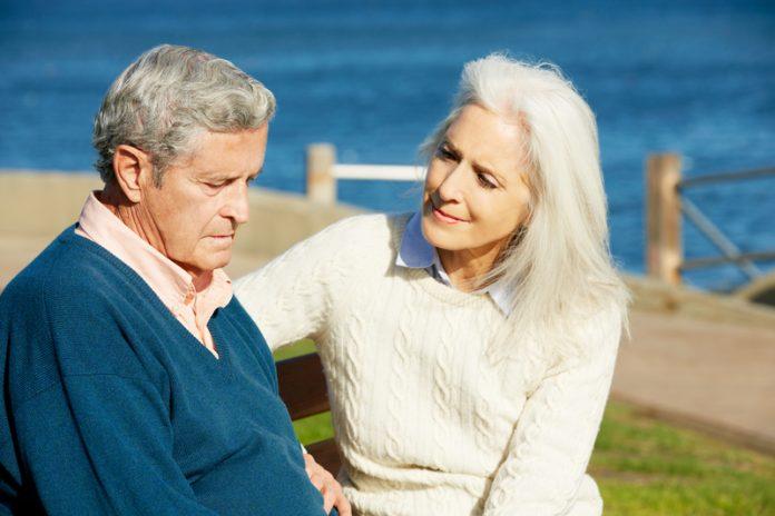 The sad face of Alzheimer's Disease
