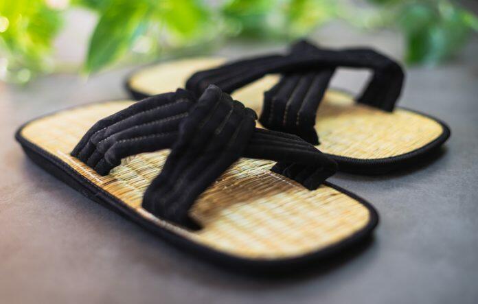 shoe removing Japanese style
