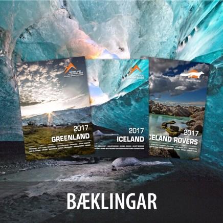 Sales manual fyrir Íslenska Fjallaleiðsögumenn