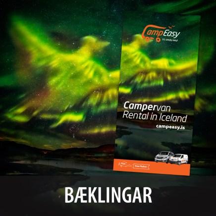 Bæklingur fyrir Campeasy