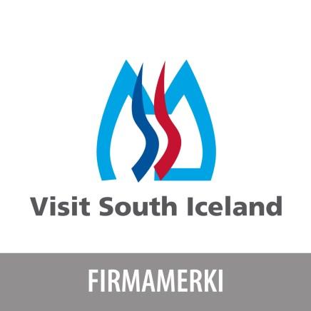 Firmamerki fyrir Visit South Iceland