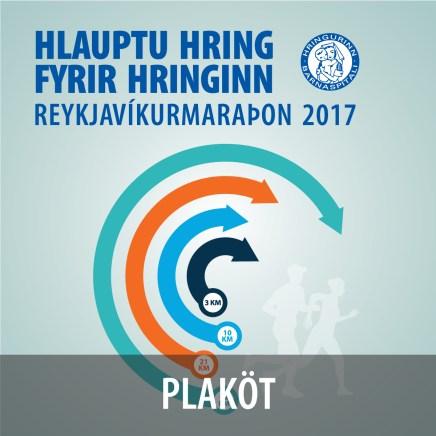 Plakat fyrir Hringinn