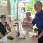 TS. Vũ Văn Bằng đã phát hiện ngoài cháo Nano và thảo dược Nano chữa ung thư hiệu quả còn có sự hỗ trợ đáng kể của nguồn nước ngầm kiềm tự nhiên tại cơ sở chăm sóc sức khỏe Vĩnh Kim, Trà Vinh