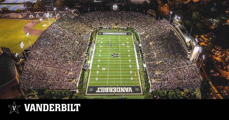 Vanderbilt Commodores | Official Athletic Site | Vanderbilt Stadium