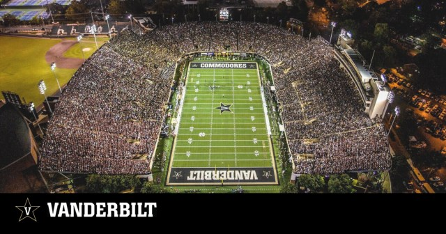 Vanderbilt Commodores   Official Athletic Site   Vanderbilt Stadium