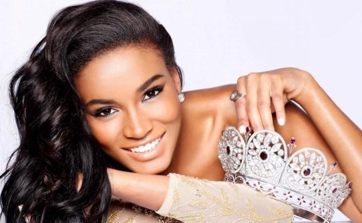 les plus belles femmes d'afrique leila lopes miss univers 2011