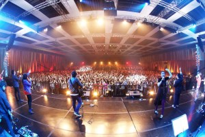 JPCC Stage view