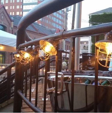 Wedding venues columbus ohio downtown bars