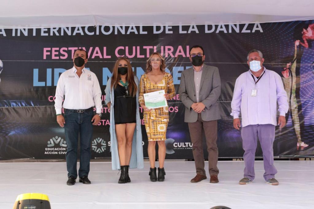 Destacadas expresiones artísticas y culturales se vivieron en el Festival Cultural Lidia Méndez en SGS