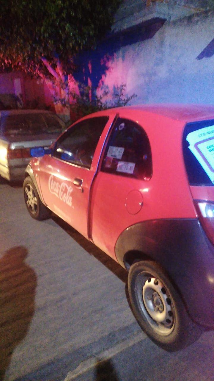 Agentes de Seguridad Pública de Soledad recuperan vehículo robado con violencia