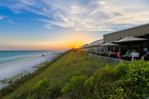 Vue on 30a Overlooks the Emerald Green Waters of the Gulf
