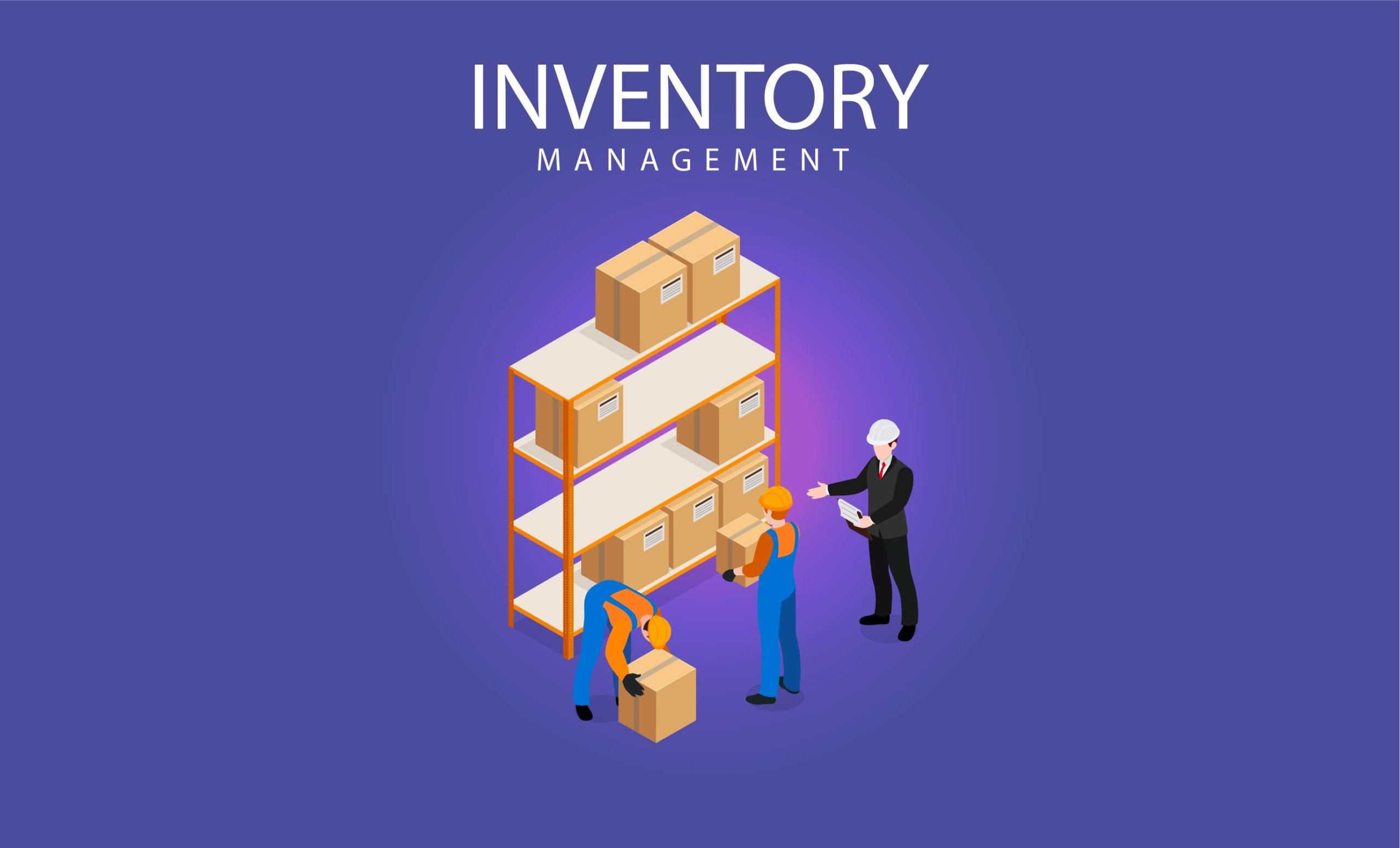 Inventory Management ERP system