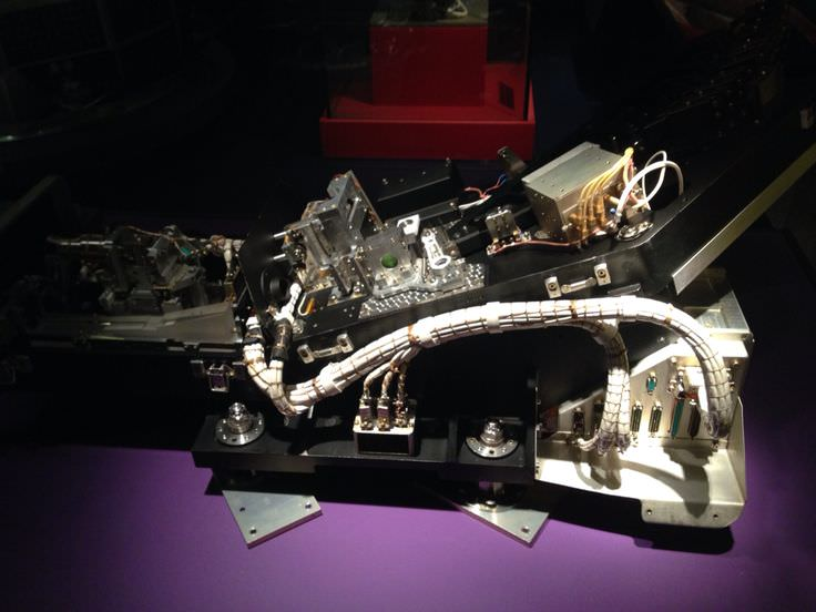 A Research to SPACE EXPLORATION - Science Museum -9