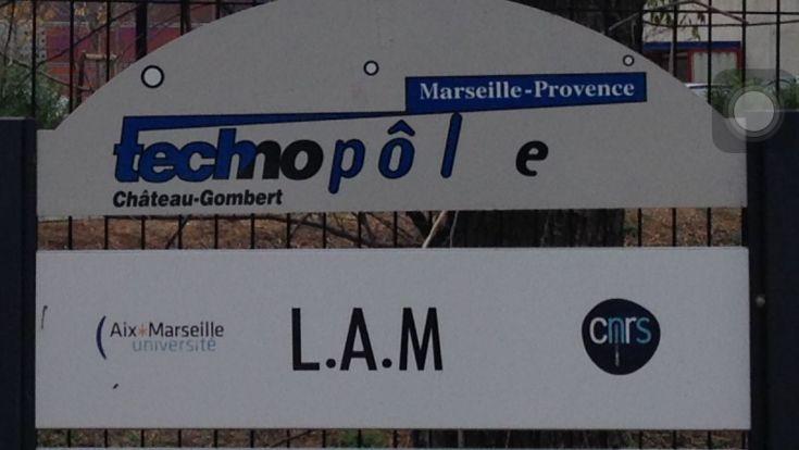 Laboratoire d'Astrophysique de Marseille (UMR7326 - CNRS-INSU, Université d'Aix-Marseille)-1