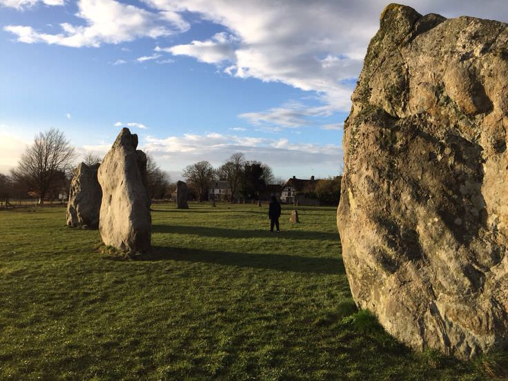 Research Trip to Avebury Stone Circle-3