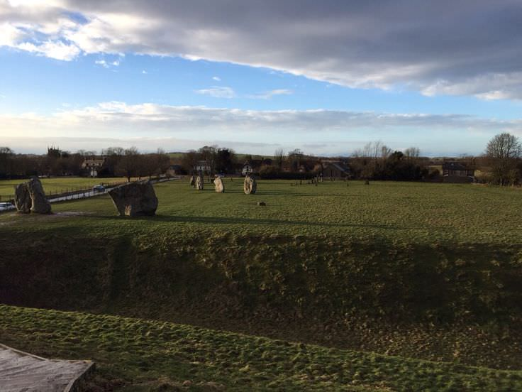 Research Trip to Avebury Stone Circle-8
