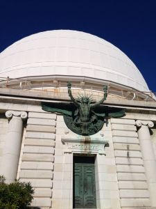 Research to The Observatoire de Nice - founded in 1879 by the banker Raphaël Bischoffsheim - 21