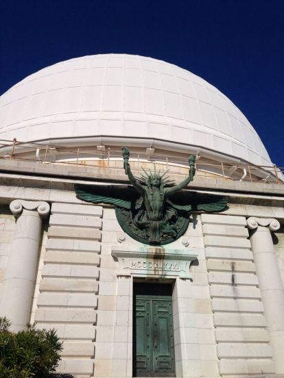 Research to The Observatoire de Nice - founded in 1879 by the banker Raphaël Bischoffsheim-21