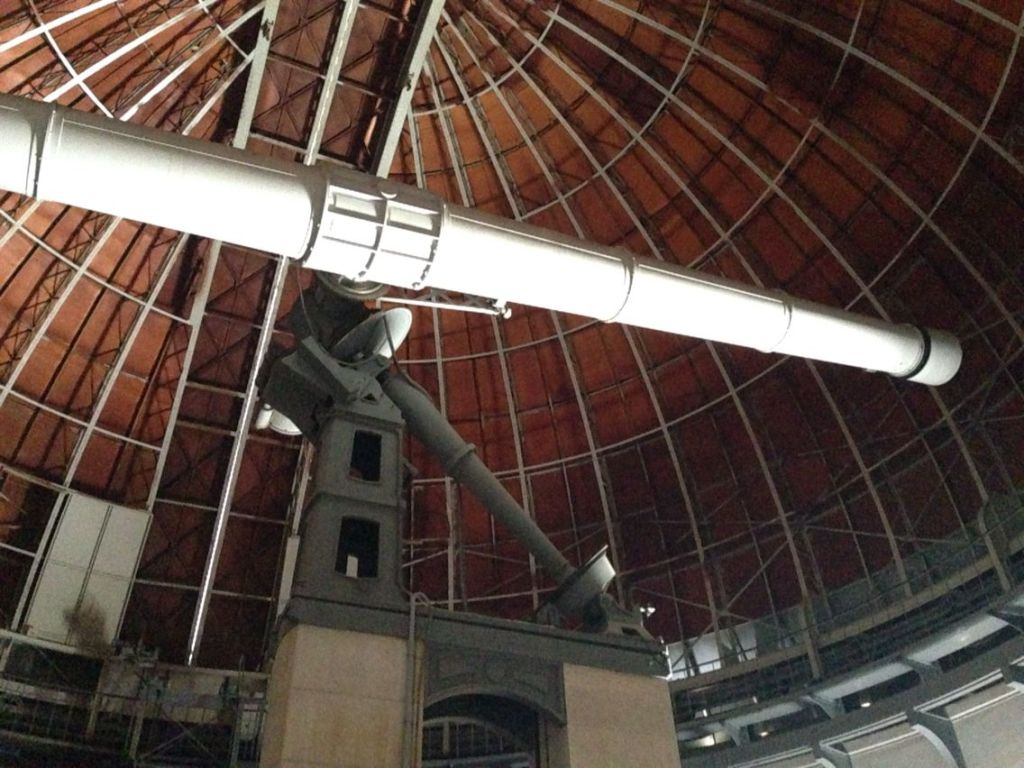 Research to The Observatoire de Nice - founded in 1879 by the banker Raphaël Bischoffsheim - 4