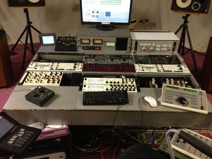 my first LP - a signal -24