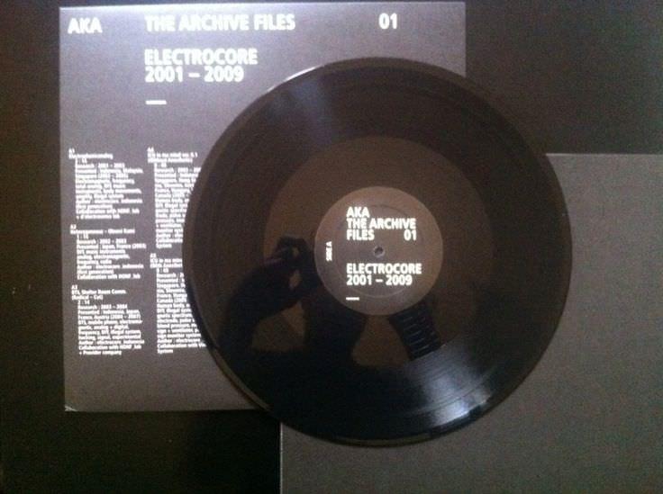 my first LP - a signal -3