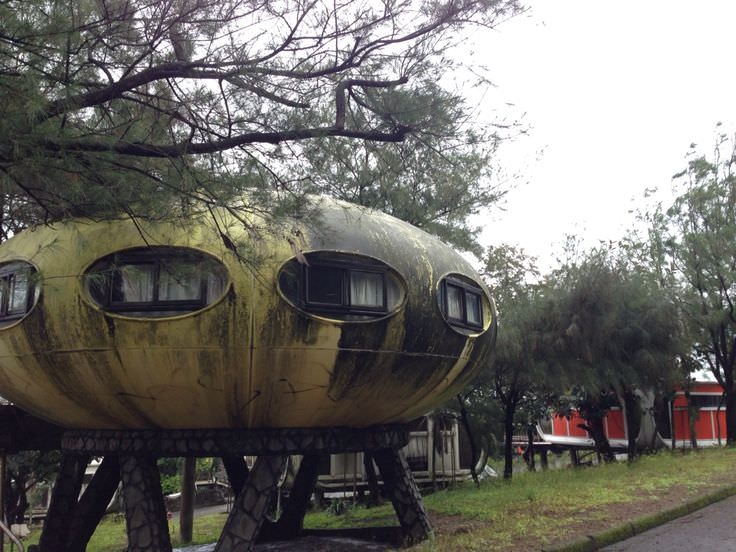 occupy UFO house-23