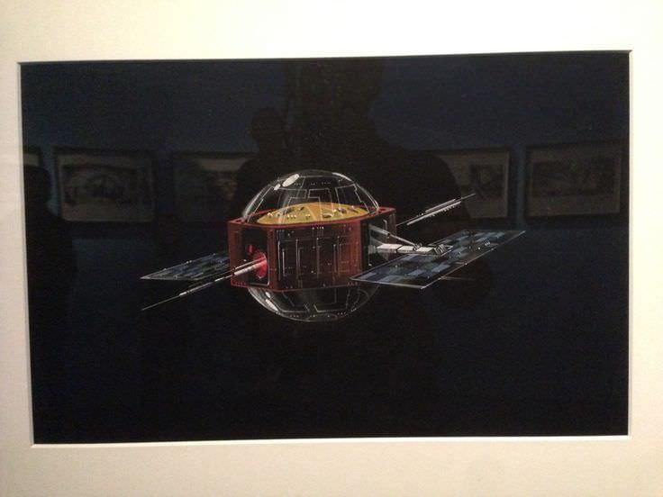 visiting MOONRAKER exhibition-20