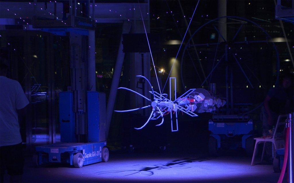 Listening for the Dark - a performance - NASA - A Human Adventure - 11