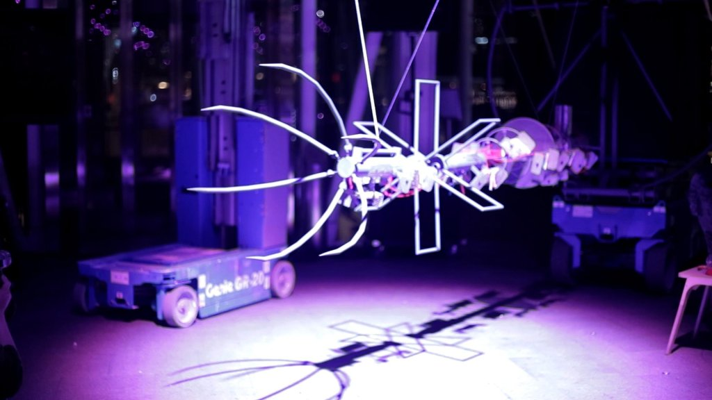 Listening for the Dark - a performance - NASA - A Human Adventure - 2