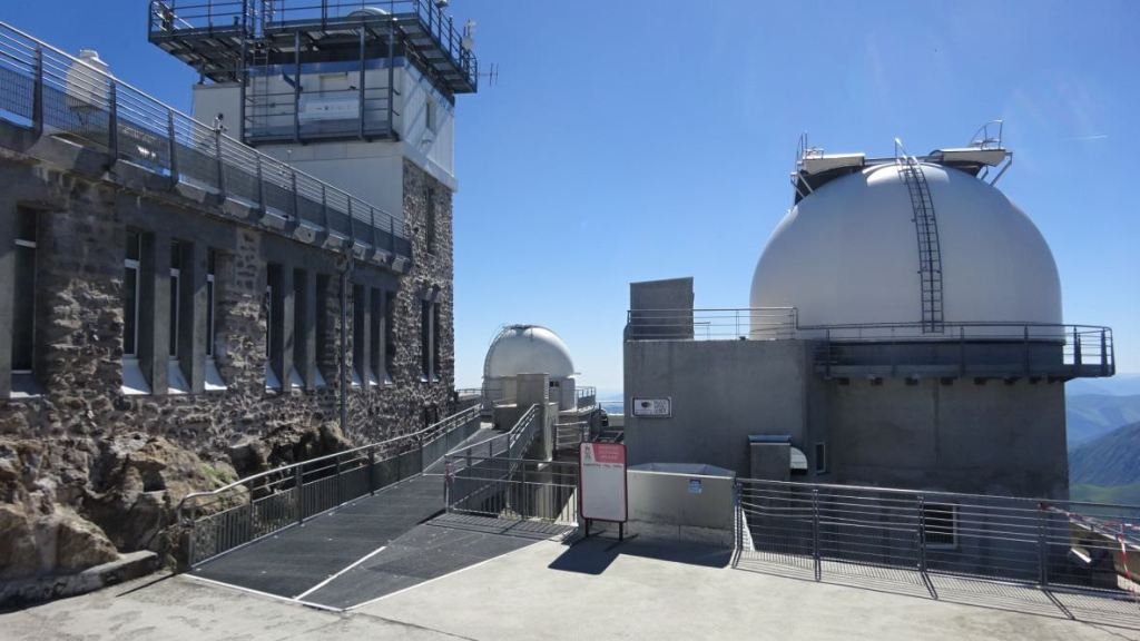 Research to Pic du Midi Observatory 10