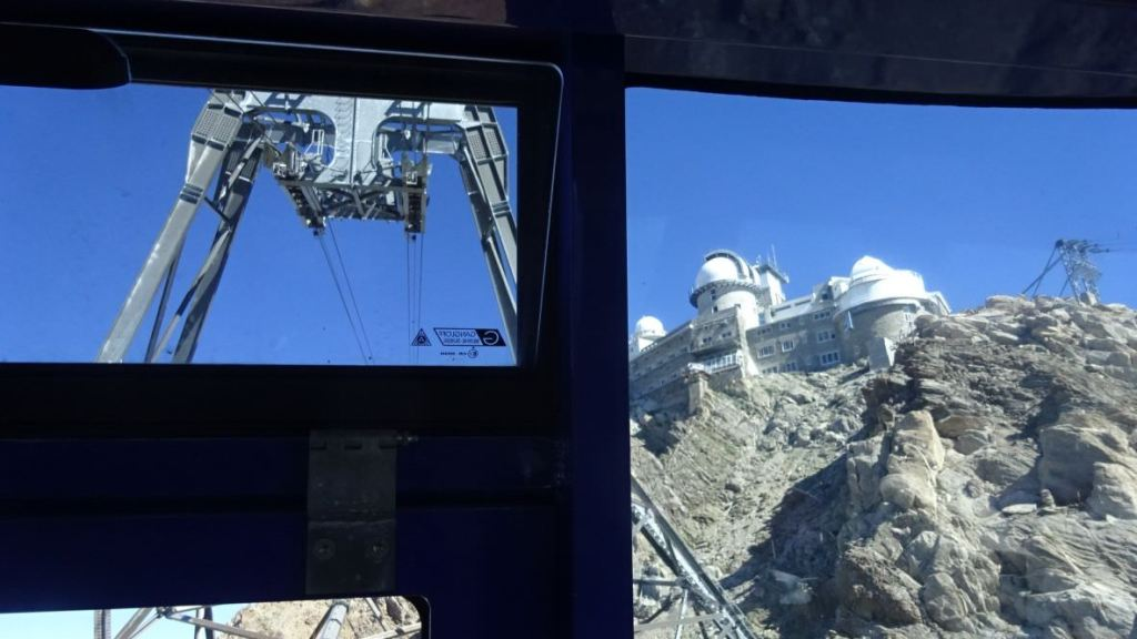Research to Pic du Midi Observatory 2