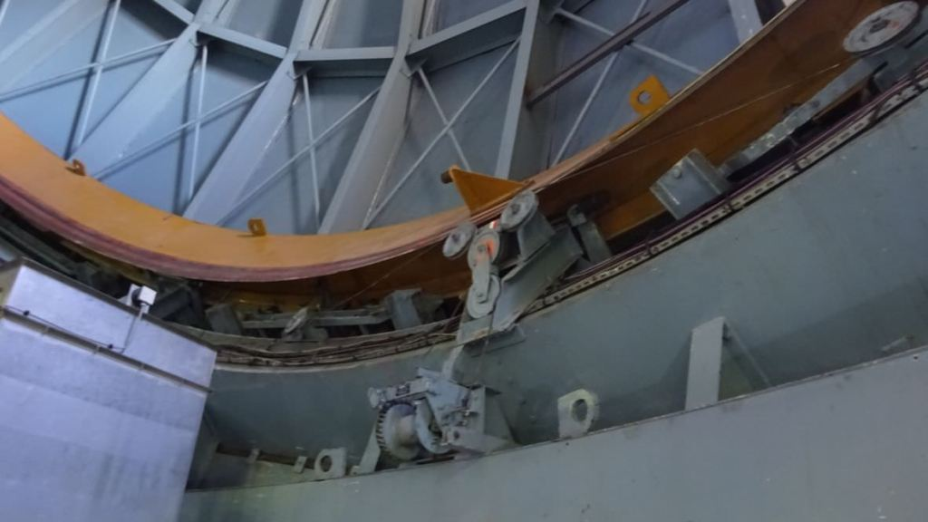 Research to Pic du Midi Observatory 33