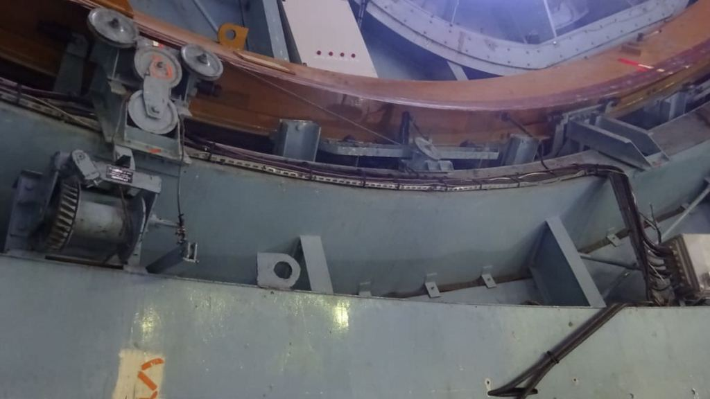 Research to Pic du Midi Observatory 43