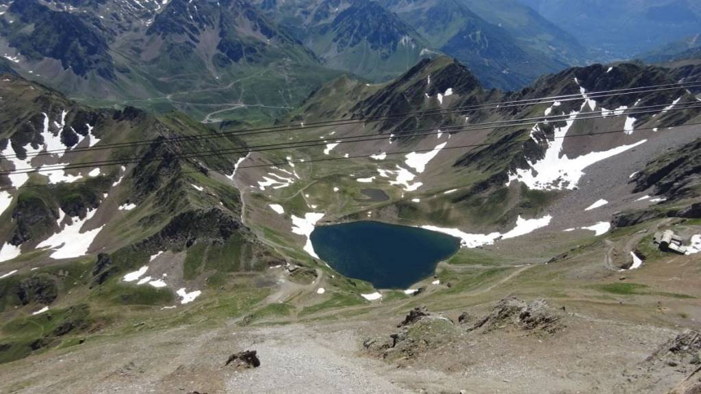 Research to Pic du Midi Observatory 44