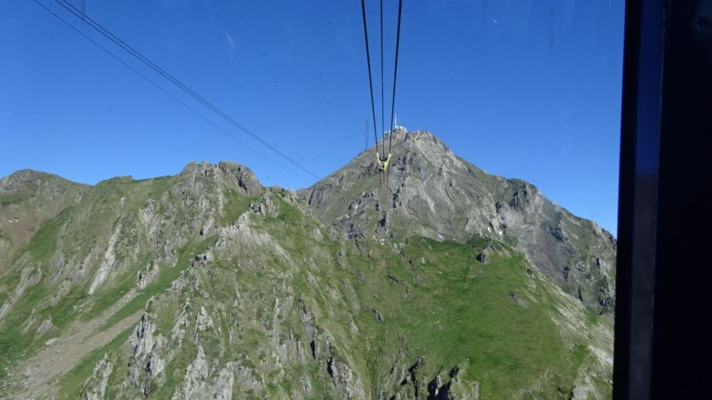 Research to Pic du Midi Observatory 6