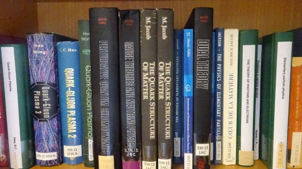 visiting CERN library 27