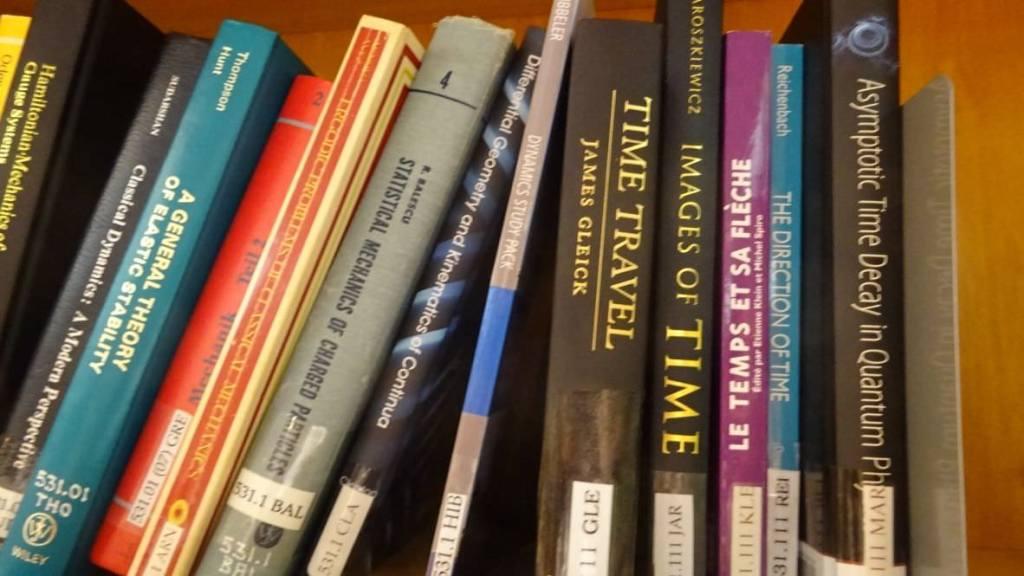 visiting CERN library 35