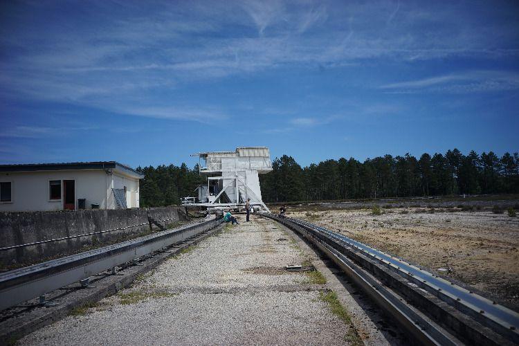 Research to Station de Radio Astronomie de Nançay - 26