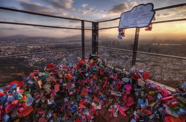 Tháp Nam San - Sự lãng mạn và biểu tượng của 1 tình yêu vĩnh hằng.