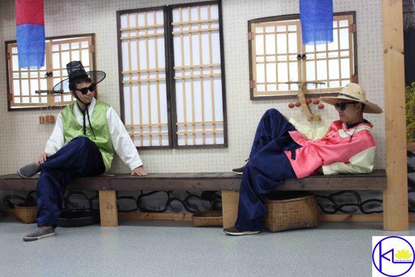 Mach Hanbok truyen thong