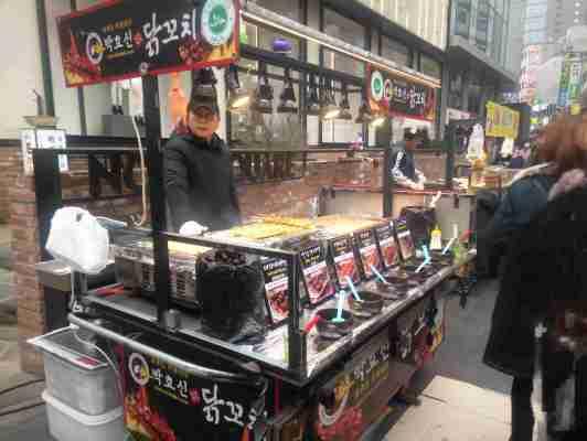 Thien duong mua sam myeongdong