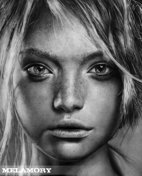 Amazingly realistic pencil drawings and portraits – Vuing.com
