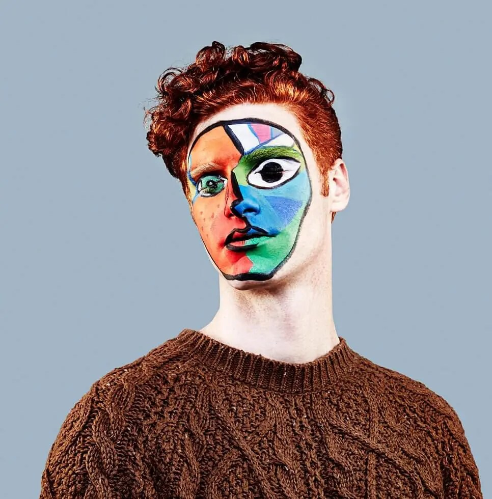 The Masks We Face