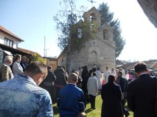 Sveta Liturgija u Velikoj Hoči